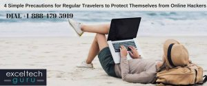 Protect laptops and mobile while travelling