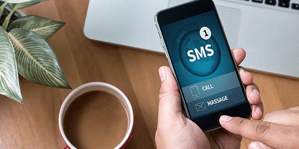 sms authentication