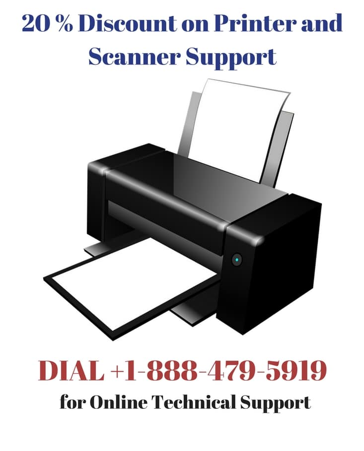 Online Printer Support Discounts