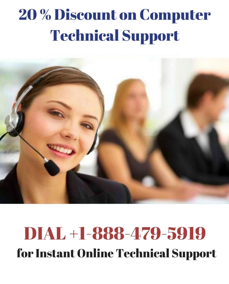 Online Technical Support Discount