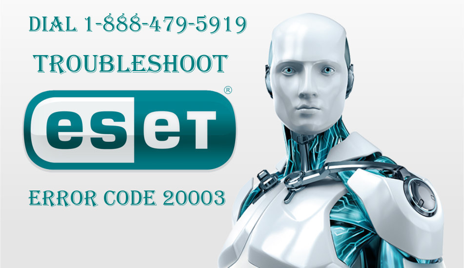 Eset error code 20003