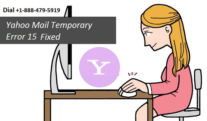 Fix Yahoo Mail Temporary Error 15