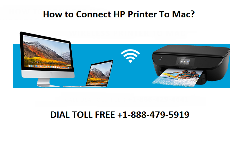 Easy Method to Connect HP Printer To Mac