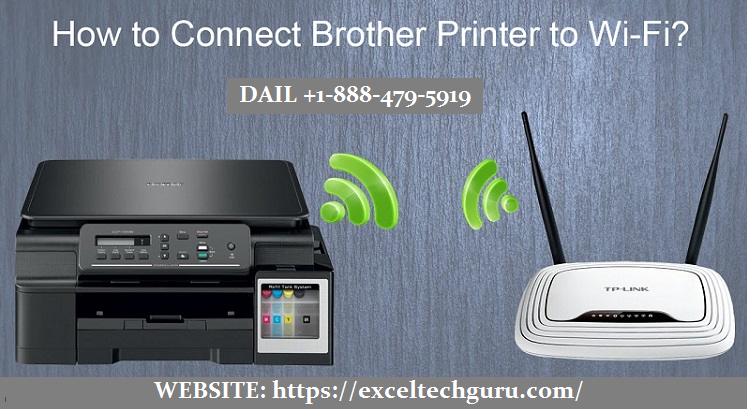 Brother Printer won't connect to wifi issue