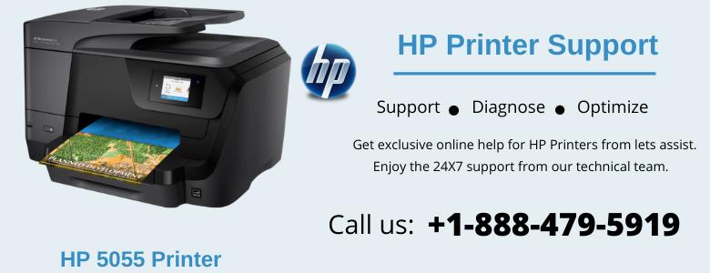 Hp 5055 Printer