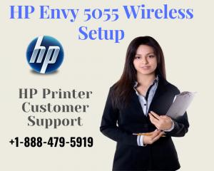 HP Envy 5055 Wireless Setup