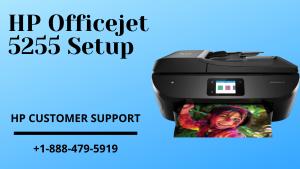 HP Officejet 5255 Setup