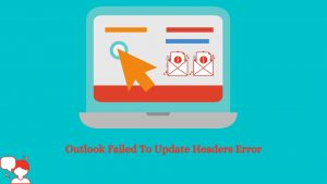 Outlook failed to Update Header