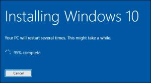 reinstalling windows 10